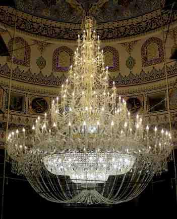 the chandelier c k walker