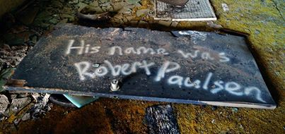 his name was robert paulsen