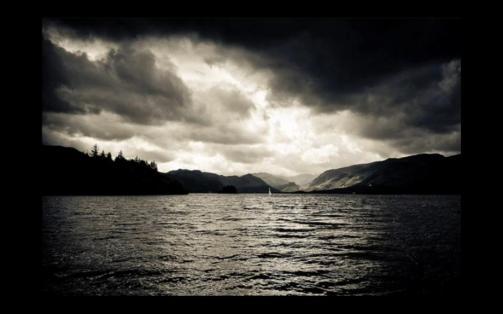 Scary-lake